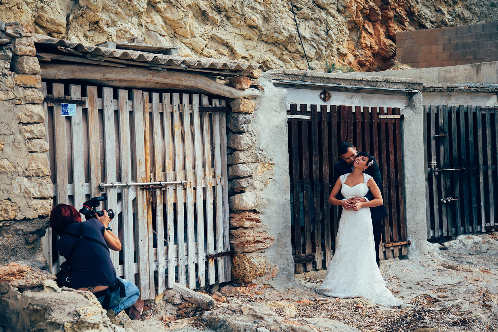 cris besnard  video boda romantica